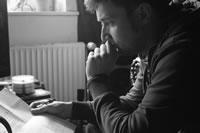 Zufallsbild - Rosenquarz-Studio 2012 - Songwriting
