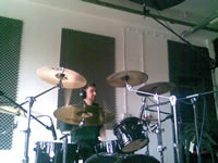 Zufallsbild - Shredsound Studio 2009 - Fahrt ins Schwarze-Recording