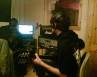 Zufallsbild - Shredsound Studio 2008 - Eiskalt genießen-Recording