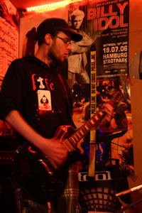 Proberaum 2011 - Kegel
