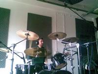 Shredsound Studio 2009 - Fahrt ins Schwarze-Recording