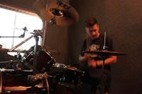 Rosenquarz-Studio 2012 - Drumcheck
